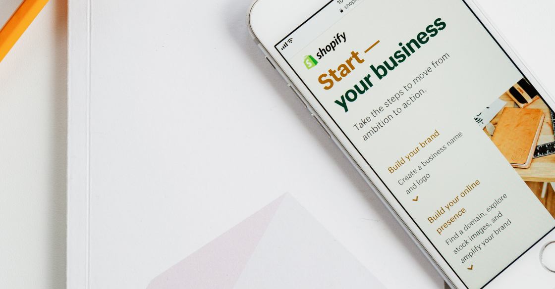 Shopify mobile apps