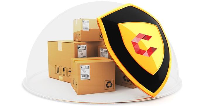 Parcel insurance, shipping insurance benefits