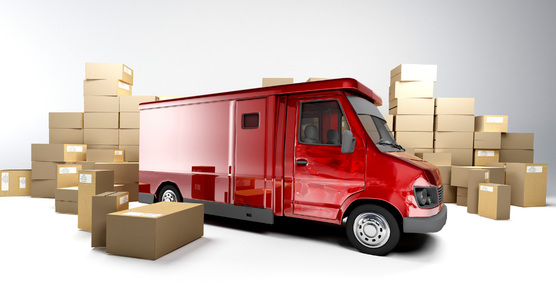 truck pick up and delivery exceptions