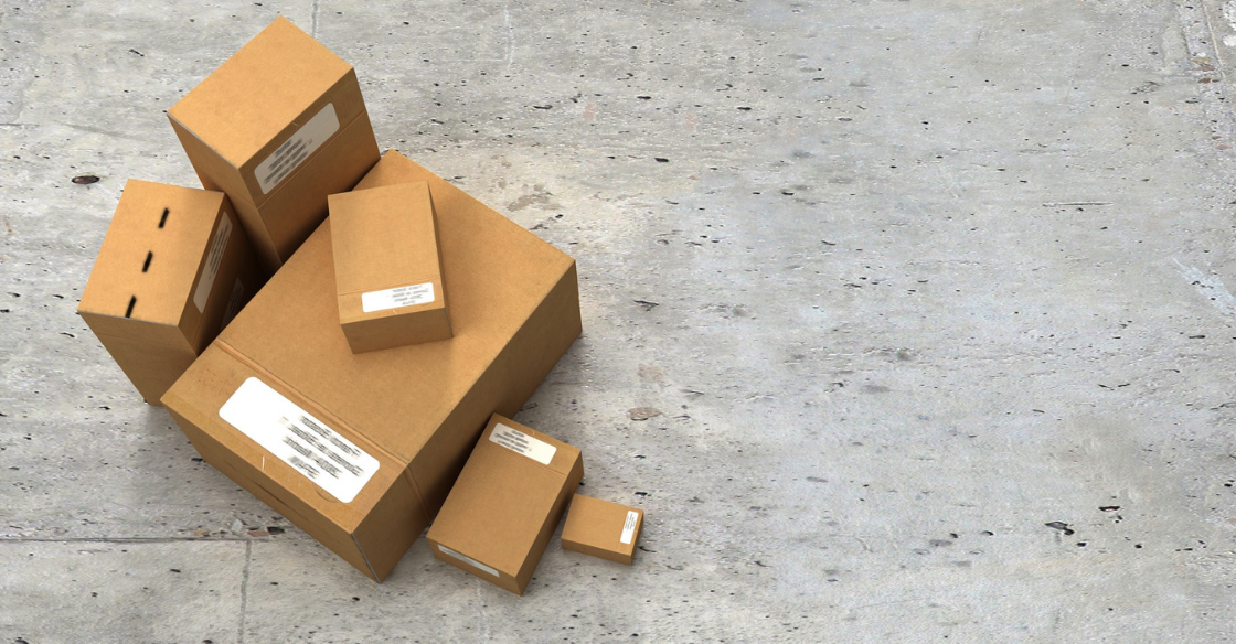 packages incorrect addresses and label damage