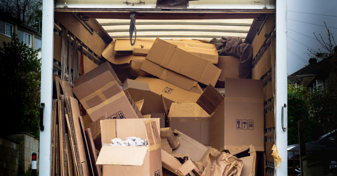 lost or damages goods in packages