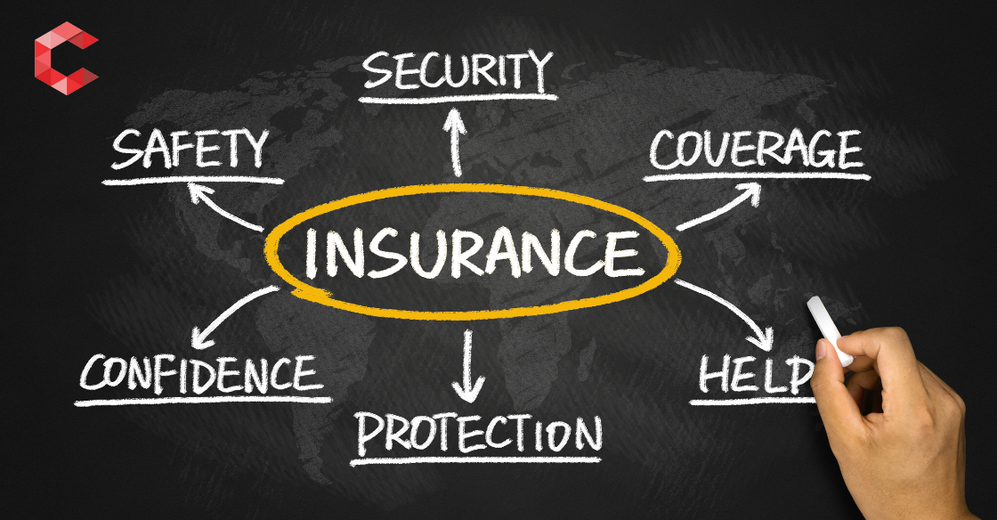 Diagram on a chalkboard of what clients want from their insurance broker