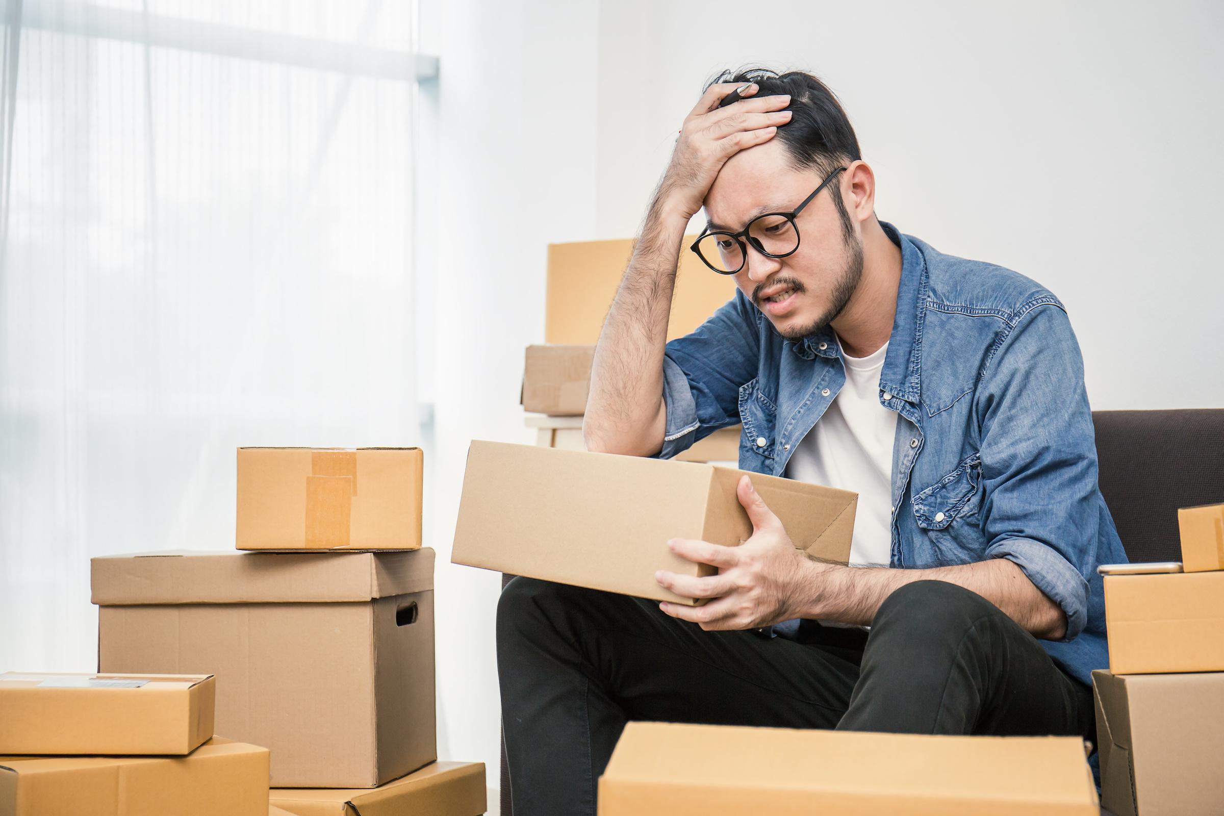 Amazon Inventory Loss