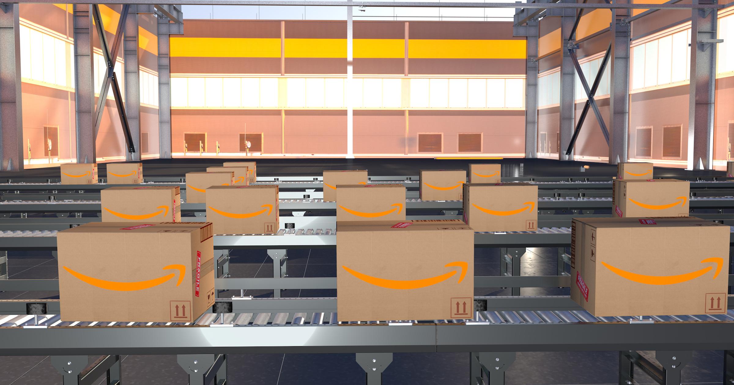 Convenience of Amazon Logistics