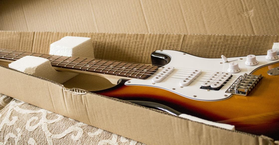 Guitar Shipping