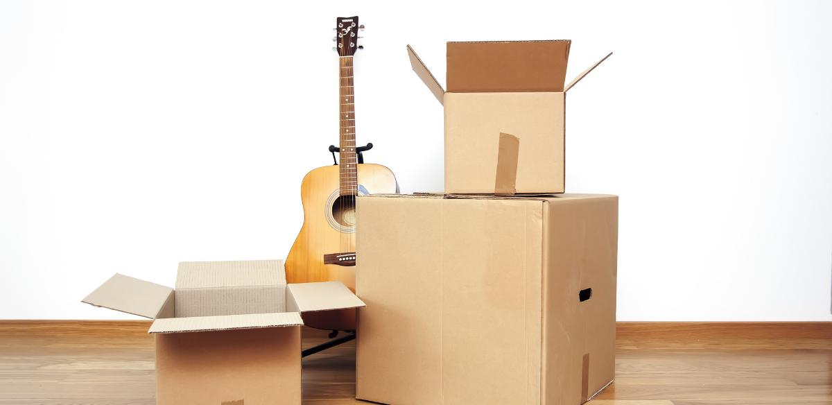 Shipping Musical Instruments