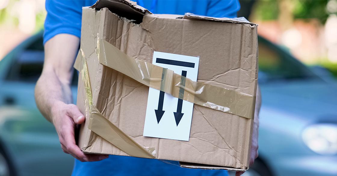 USPS-Damaged-Package